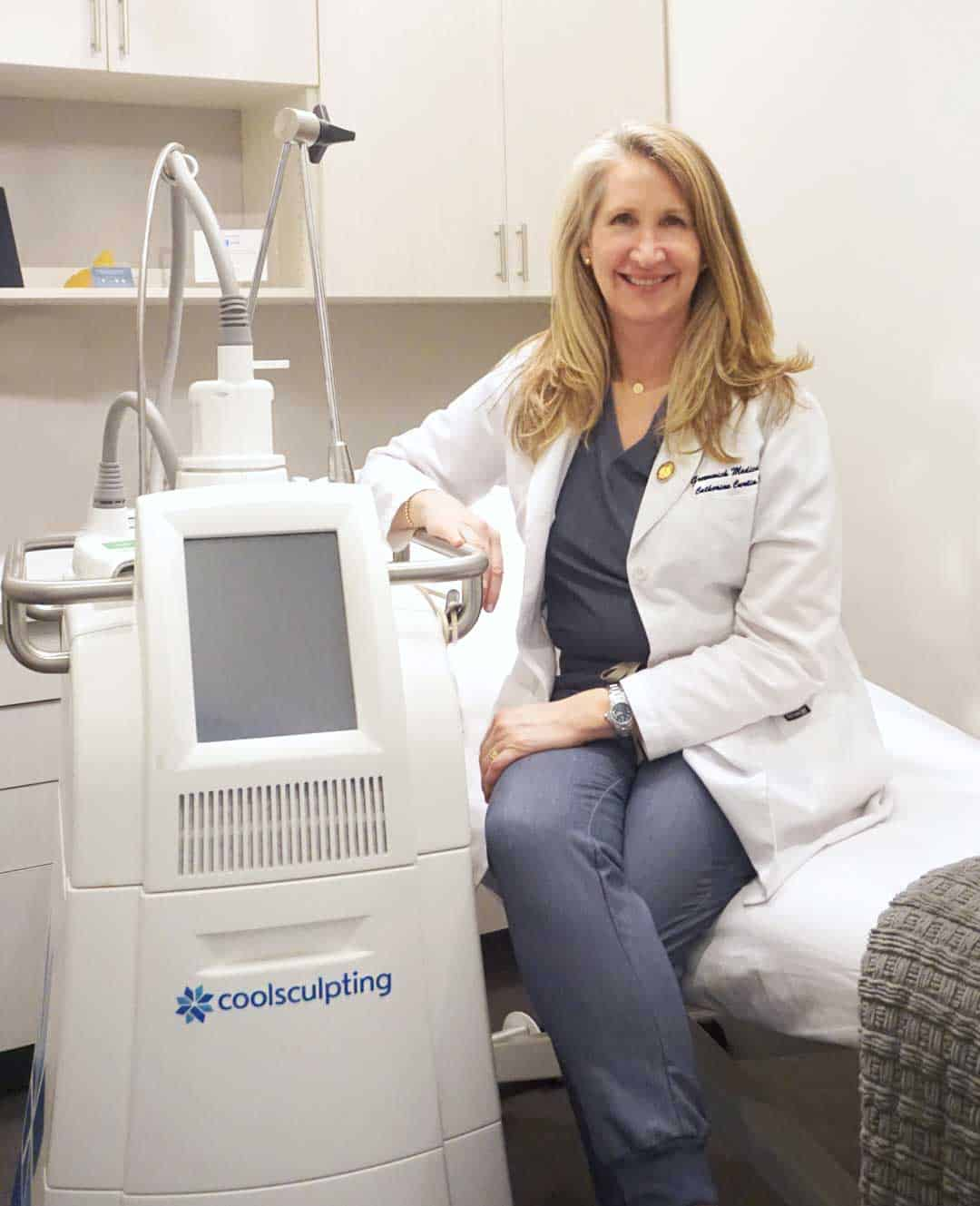 CoolSculpting Procedures in Greenwich CT